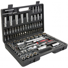Socket Set 108 pieces 1/2 and 1/4