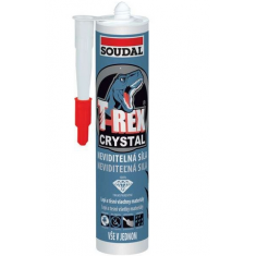 Construction adhesive T-REX CRISTAL
