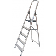 Home aluminium stepladder