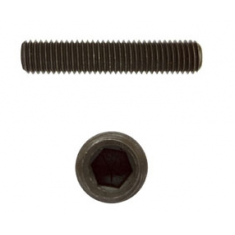 Hexagon socket set screws with cup point DIN 916