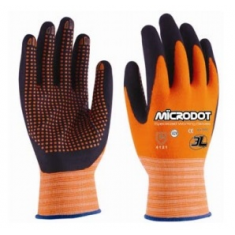 MICRODOT WX-666 Gloves