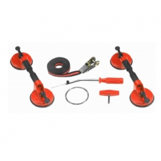 Windshield replacement kit