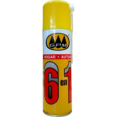 Lubricant 6 in 1 GPM